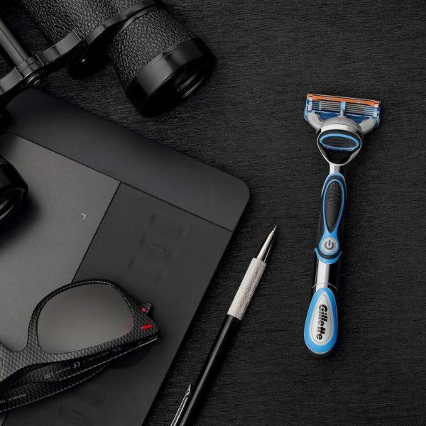 Maquinilla de afeitar para hombre