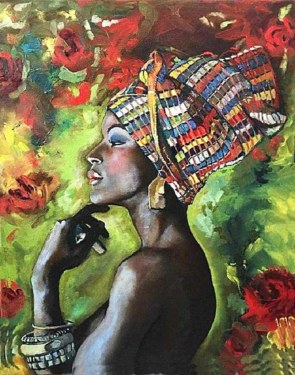 decoracion africana-