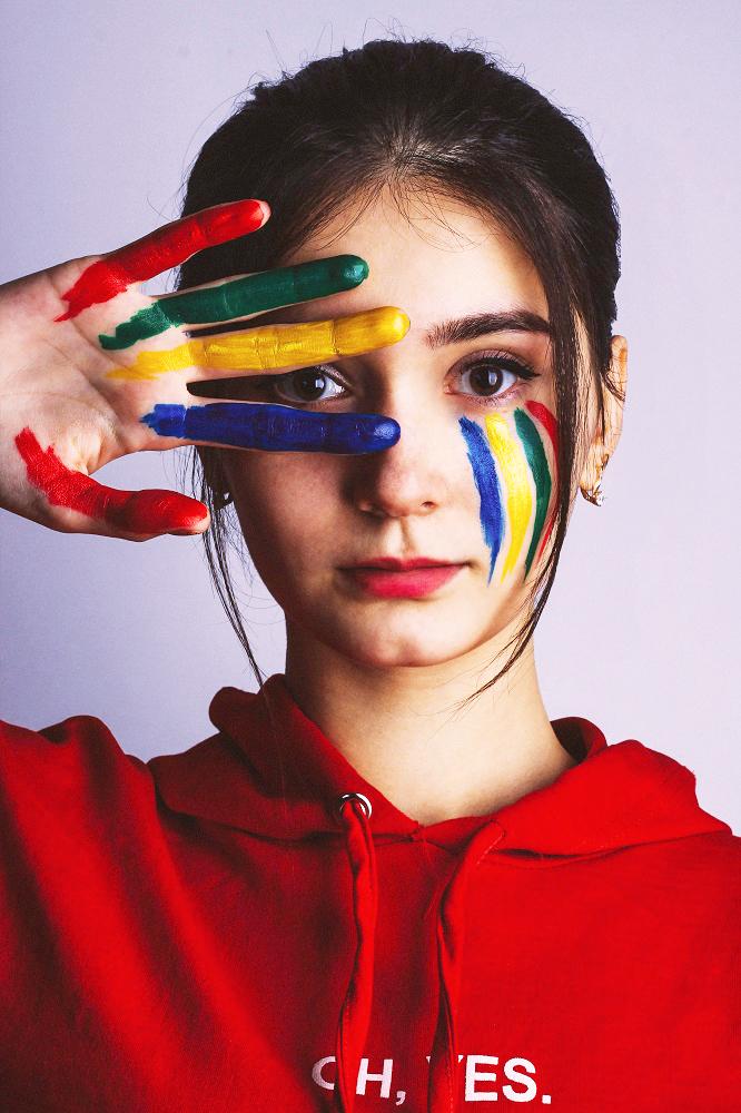Color de ropa